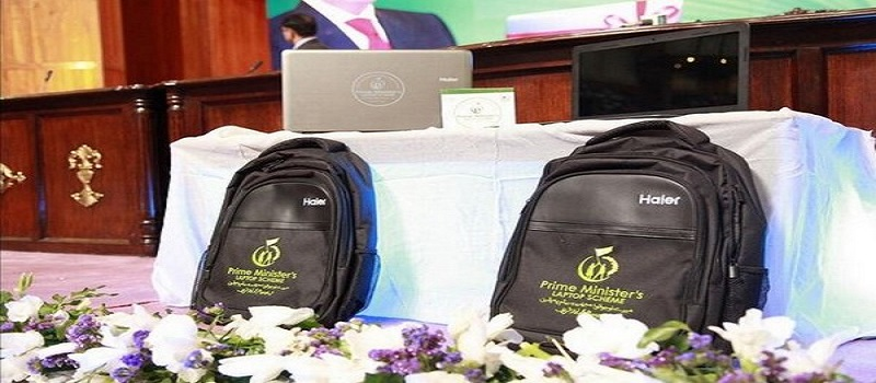 700 Laptops Presented to BZU Scholars