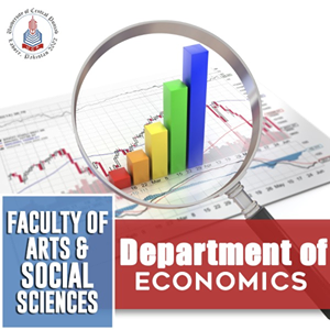 University Of central Punjab,Faculty of Arts and Social Sciences runs three departments