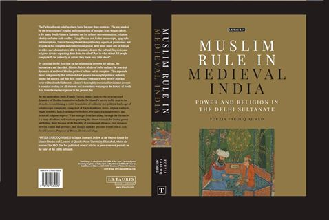 QAU Historian's Groundbreaking Book on Medieval Indian History